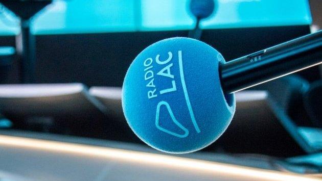 Radio LAC - Habillage de la radio de Suisse Romande